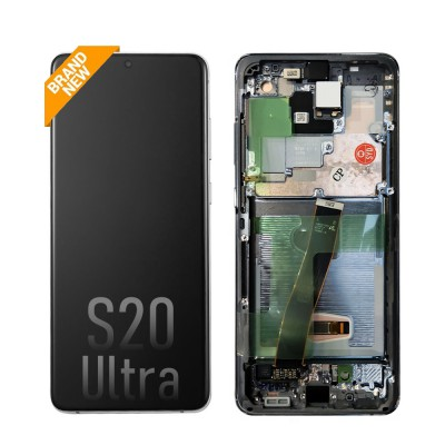 Samsung Galaxy S20 Ultra OLED Screen Digitizer Replacement (Brand New) G988B