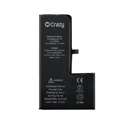 iPhone XS Replacement Battery with Adhesive Strips 2658mAh