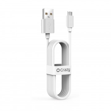 CRAZY Micro USB FAST Data Charger Cable