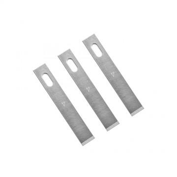 10 PCS Precision Craft Knife No.4 Carving Blades